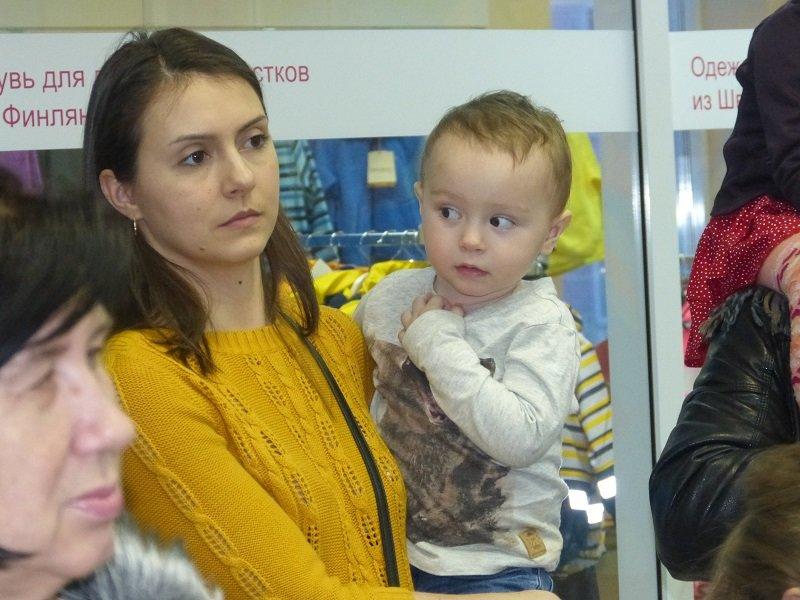 В Сыктывкаре прошел модный показ для детей (фото) - фото 3