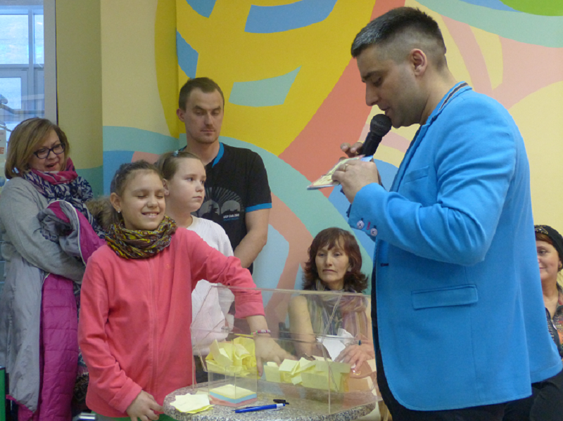 В Сыктывкаре прошел модный показ для детей (фото) - фото 5