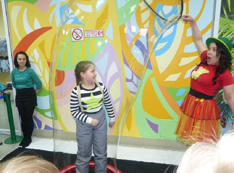 В Сыктывкаре прошел модный показ для детей (фото) - фото 6