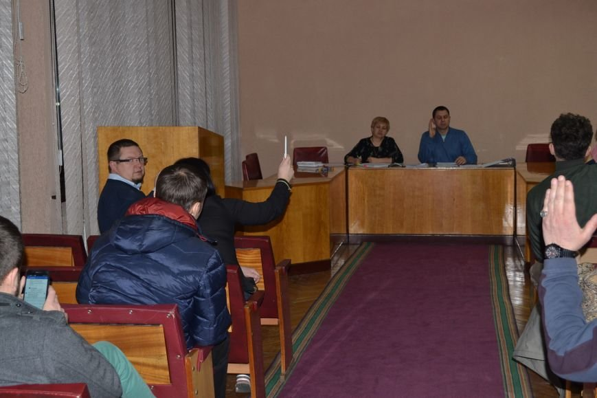 Горизбирком Кривого Рога провалил голосование по регистрации официальных наблюдателей от кандидата в мэры Семена Семенченко (ФОТО), фото-4