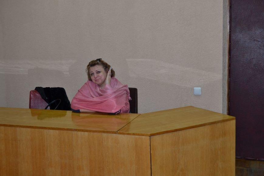 Горизбирком Кривого Рога провалил голосование по регистрации официальных наблюдателей от кандидата в мэры Семена Семенченко (ФОТО), фото-5
