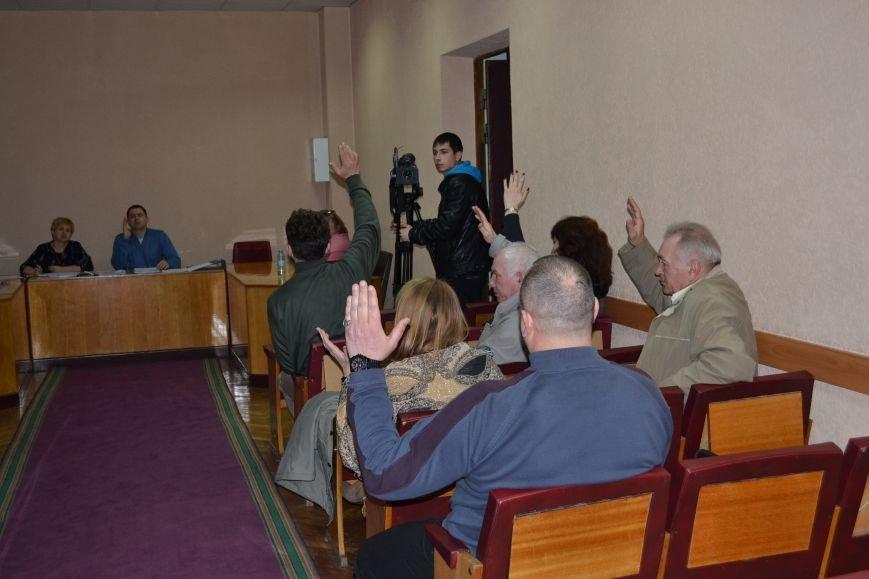 Горизбирком Кривого Рога провалил голосование по регистрации официальных наблюдателей от кандидата в мэры Семена Семенченко (ФОТО), фото-3