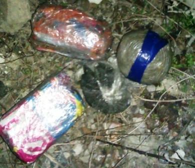 В херсонскую колонию пытались перекинуть наркотики и мобильные телефоны (фото) (фото) - фото 1