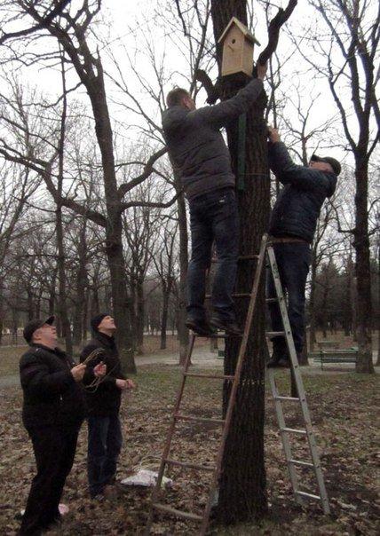 Парк им. Вознесенского встретил гостей, фото-1