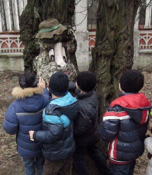 Парк им. Вознесенского встретил гостей, фото-2