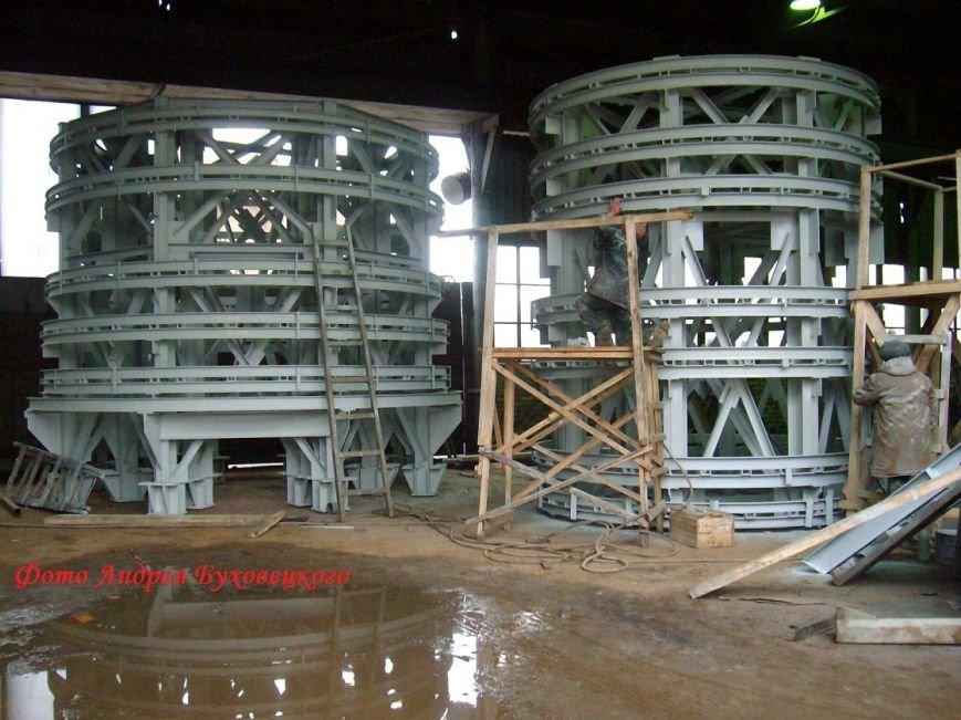 90 тонн чугуна и более 100 кубов бетона в центре Полоцка. Как возрождался памятник Героям Отечественной войны 1812 (фото) - фото 5