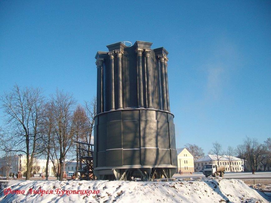 90 тонн чугуна и более 100 кубов бетона в центре Полоцка. Как возрождался памятник Героям Отечественной войны 1812 (фото) - фото 7