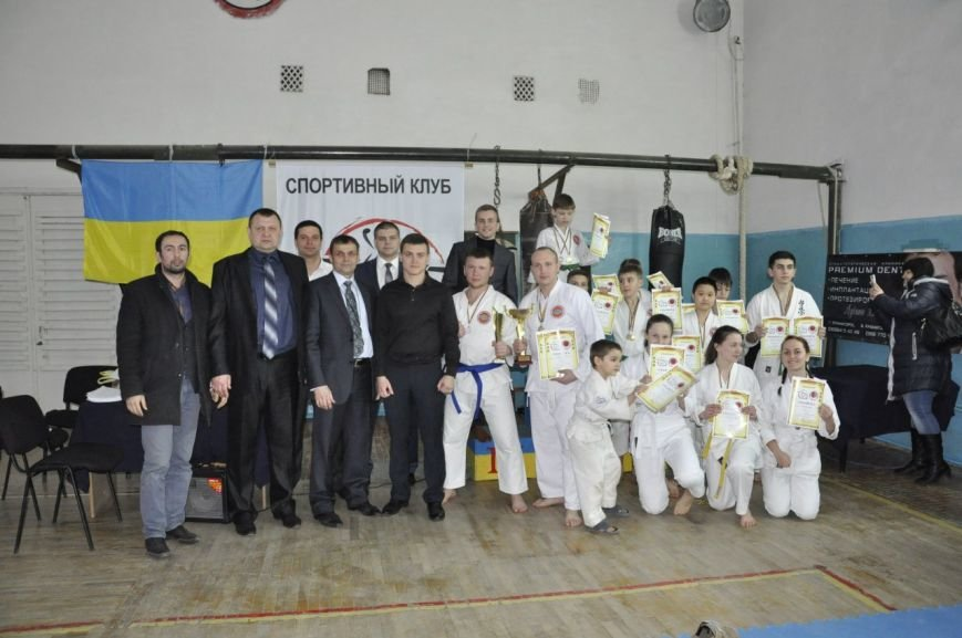 В Краматорске состоялся открытый чемпионат по карате (фото) - фото 1