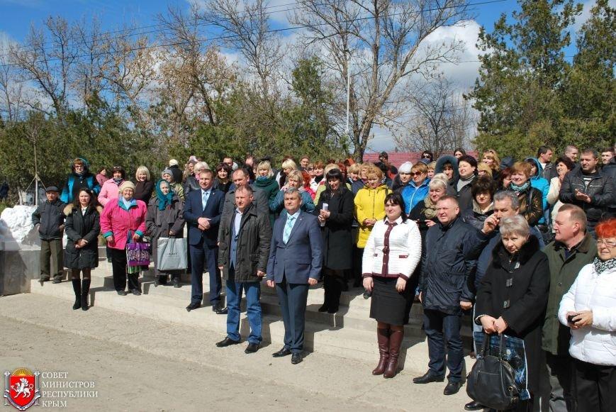 Открытие МФЦ в Симферопольском районе позволит сократить очереди в столице Крыма, - Полонский (ФОТО), фото-5