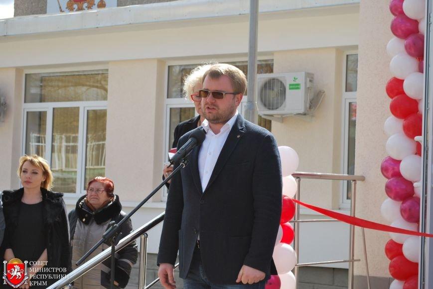 Открытие МФЦ в Симферопольском районе позволит сократить очереди в столице Крыма, - Полонский (ФОТО), фото-2