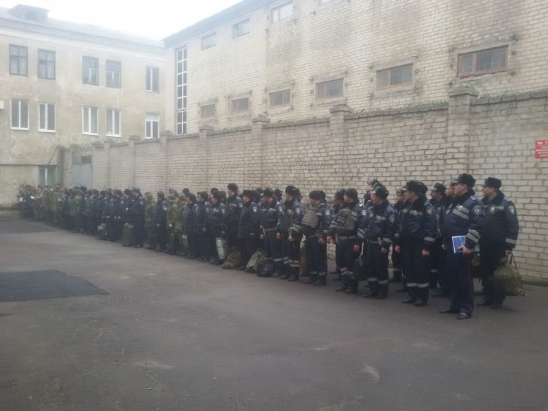 Краматорскую полицию подняли по тревоге (фото) - фото 2