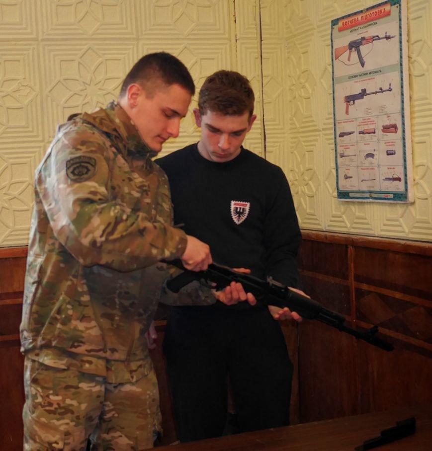У Збаражі відбулися «збройні» вишколи від Михайла Головка (фото) (фото) - фото 1
