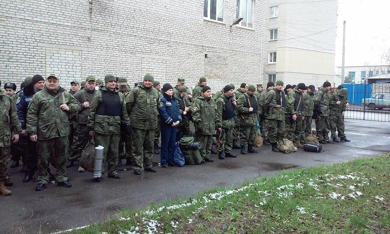 Артемовский отдел полиции созван по тревоге, фото-2