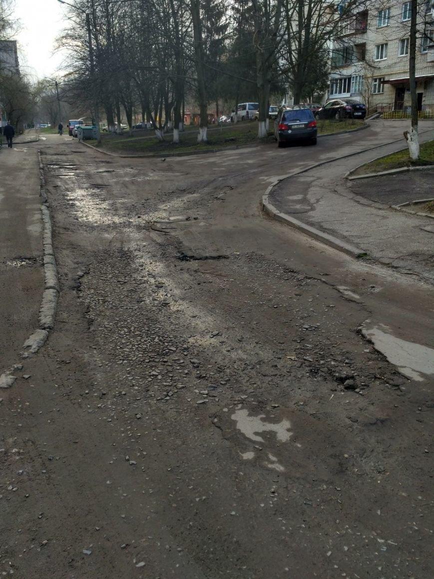 Мешканці вулиці Мазепи скаржаться на жахливий стан дороги (ФОТО), фото-4