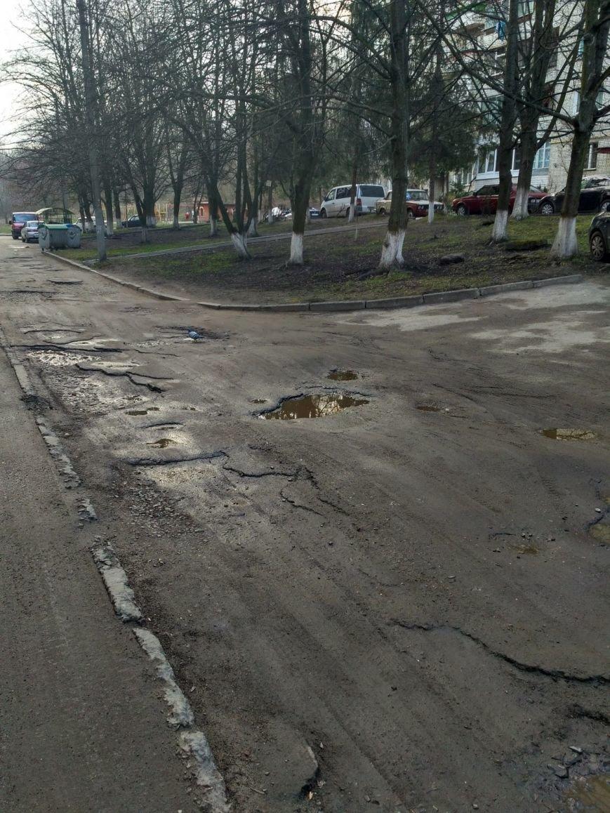 Мешканці вулиці Мазепи скаржаться на жахливий стан дороги (ФОТО), фото-5