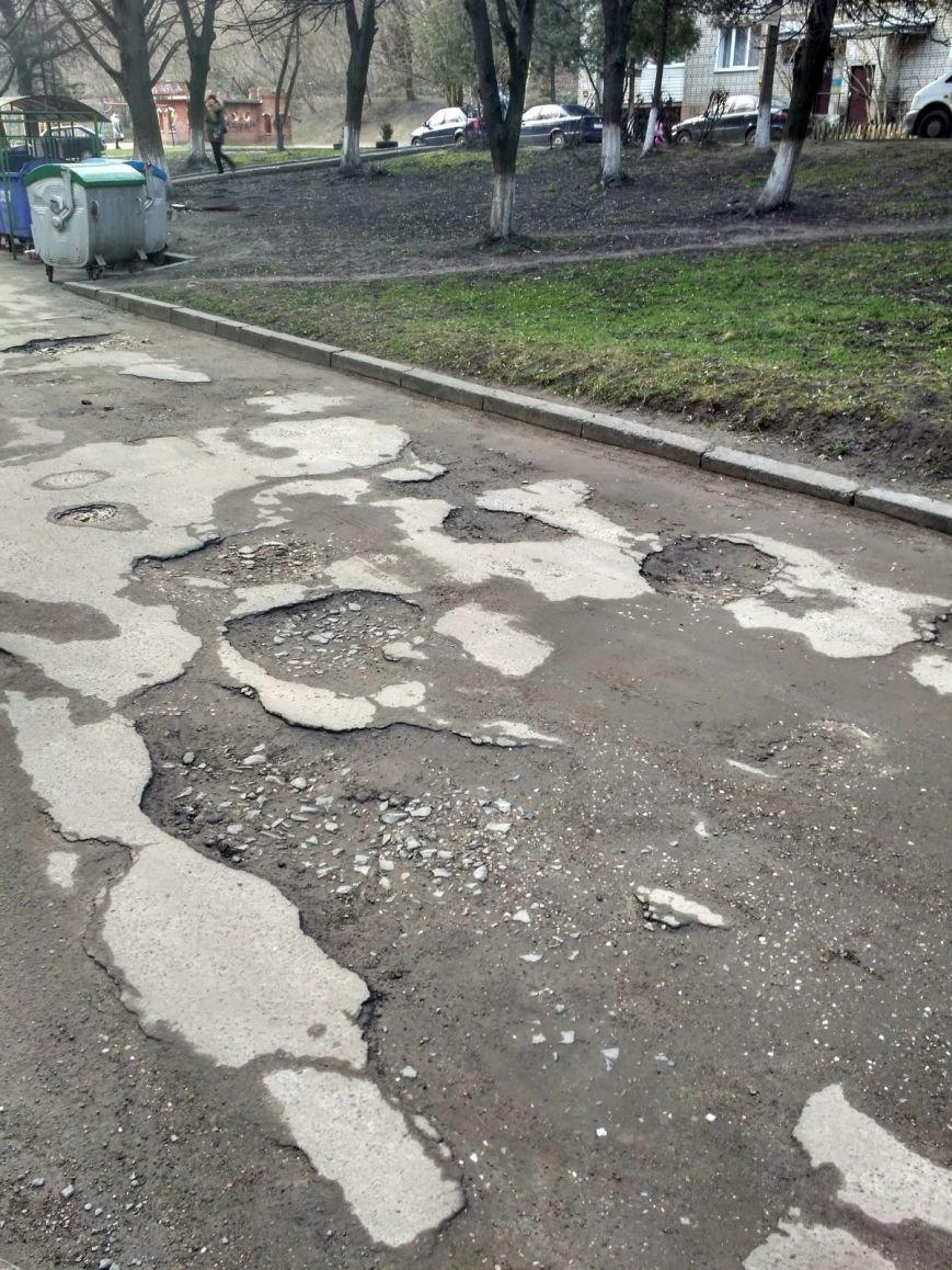 Мешканці вулиці Мазепи скаржаться на жахливий стан дороги (ФОТО), фото-6