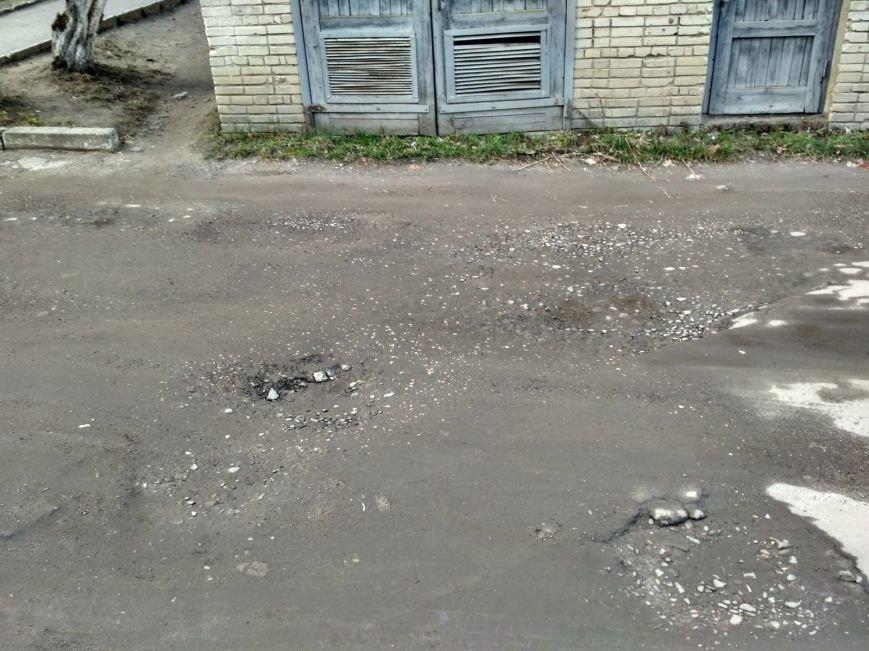 Мешканці вулиці Мазепи скаржаться на жахливий стан дороги (ФОТО), фото-3