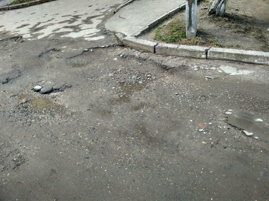 Мешканці вулиці Мазепи скаржаться на жахливий стан дороги (ФОТО), фото-2