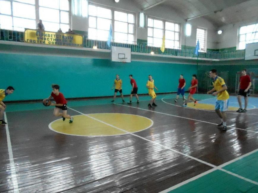 Турнир по баскетболу среди спортсменов большого Доброполья (фото) - фото 1