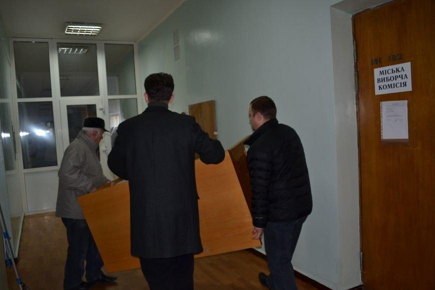 Районные избирательные комиссии Кривого Рога получают бюллетени (ФОТО), фото-4