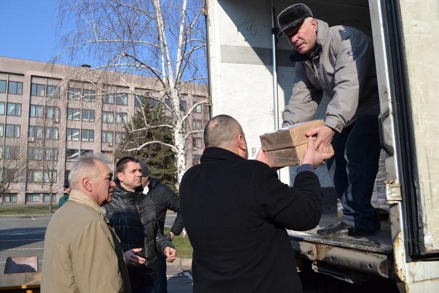 Районные избирательные комиссии Кривого Рога получают бюллетени (ФОТО), фото-14