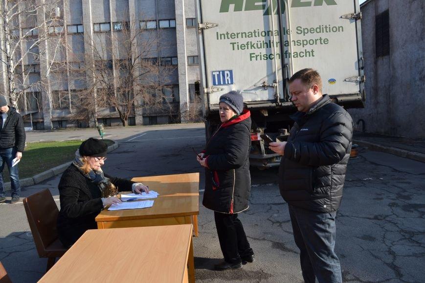 Районные избирательные комиссии Кривого Рога получают бюллетени (ФОТО), фото-8