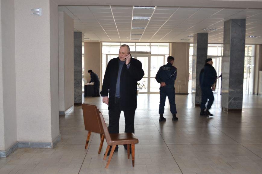 Районные избирательные комиссии Кривого Рога получают бюллетени (ФОТО), фото-7