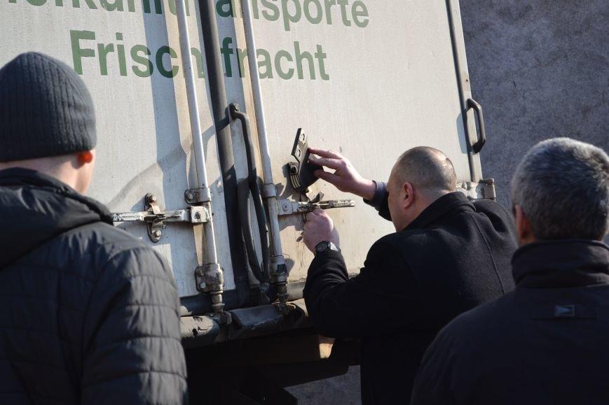 Районные избирательные комиссии Кривого Рога получают бюллетени (ФОТО), фото-10