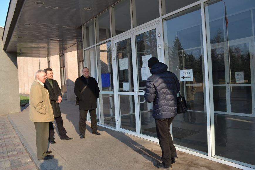 Районные избирательные комиссии Кривого Рога получают бюллетени (ФОТО), фото-1