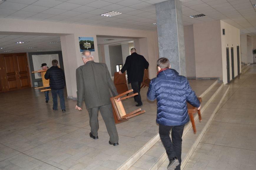 Районные избирательные комиссии Кривого Рога получают бюллетени (ФОТО), фото-5