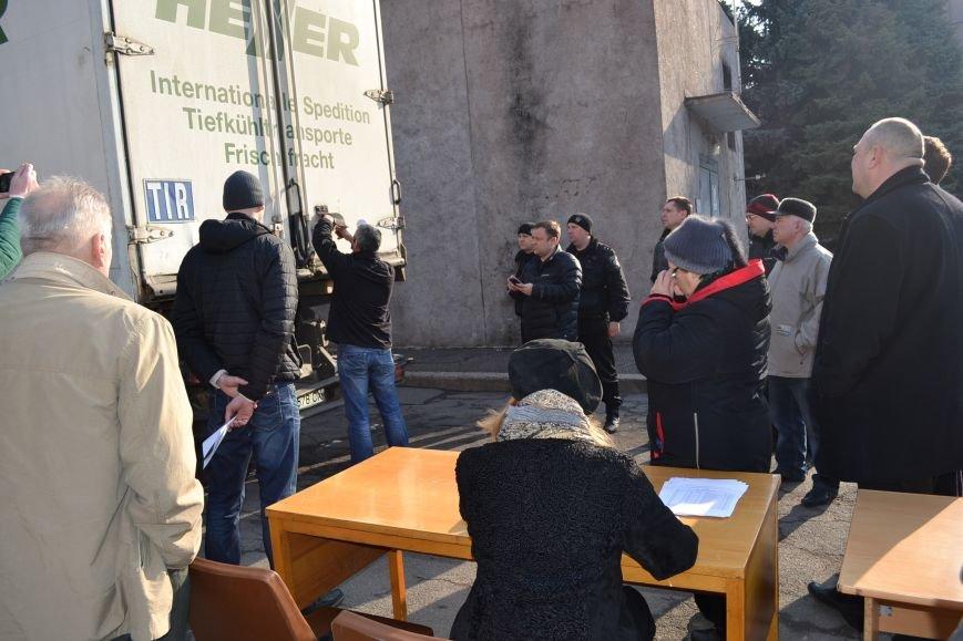 Районные избирательные комиссии Кривого Рога получают бюллетени (ФОТО), фото-9