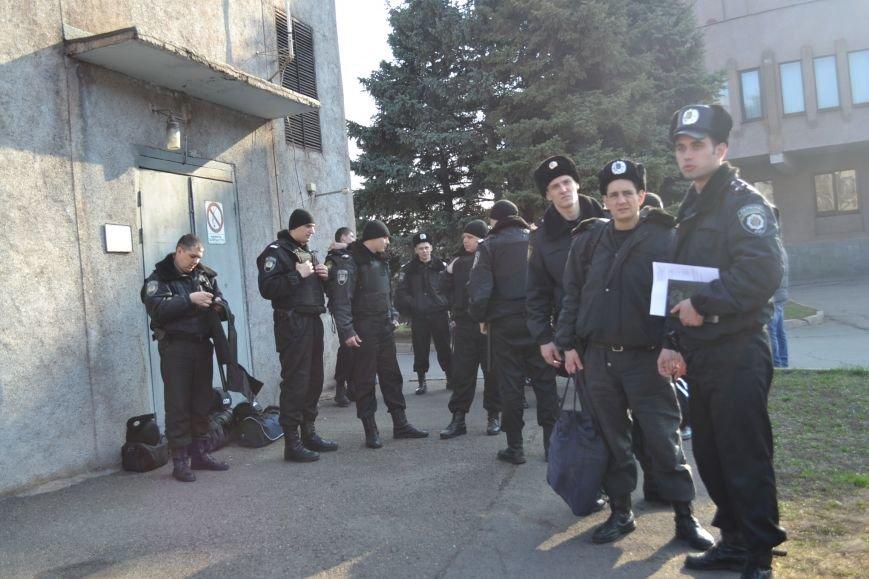 Районные избирательные комиссии Кривого Рога получают бюллетени (ФОТО), фото-16
