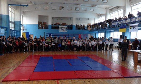 Спортсмены Красноармейска и Димитрова успешно выступили на Открытом Чемпионате Донецкой области по кикбоксингу, фото-1
