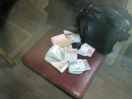На блокпосту Мариуполя задержали автомобиль с наркотиками (ФОТО) (фото) - фото 1
