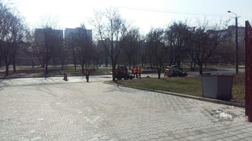 Дорожники готовят днепропетровские улицы к ямочному ремонту (ФОТО) (фото) - фото 6