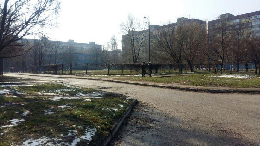 Дорожники готовят днепропетровские улицы к ямочному ремонту (ФОТО) (фото) - фото 1