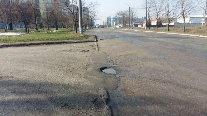 Дорожники готовят днепропетровские улицы к ямочному ремонту (ФОТО) (фото) - фото 5