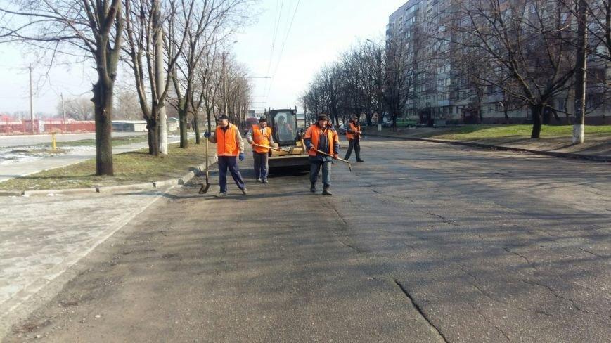 Дорожники готовят днепропетровские улицы к ямочному ремонту (ФОТО) (фото) - фото 3
