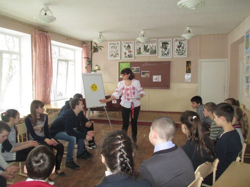 Ученики школы №18 рассчитают экономию для своего жилья (фото) - фото 1