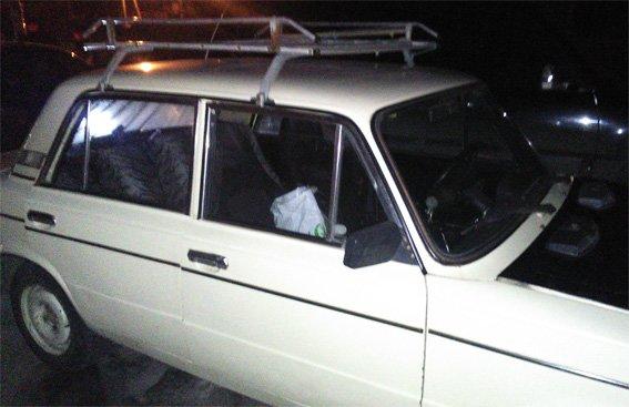 В Кировоградской области задержан мужчина, пытавшийся угнать машину (ФОТО) (фото) - фото 1