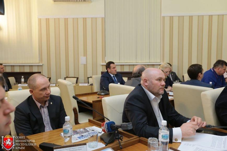 Увеличение штатной численности Госкомрегистра Крыма позволит решить проблемы с очередями, – Спиридонов (ФОТО), фото-1