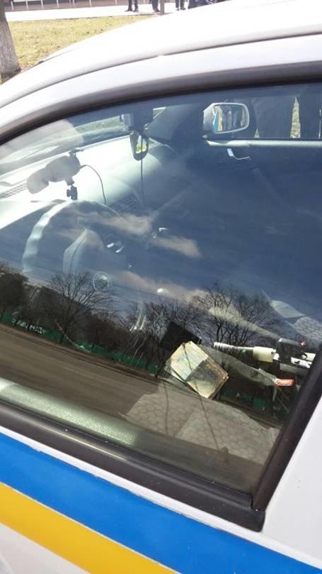 Інспекторів ДПС спіймали на хабарі(фото) (фото) - фото 1