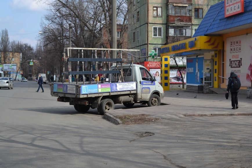 В Кривом Роге из-за ДТП на улице Косиора было остановлено движение трамваев (ФОТО), фото-9