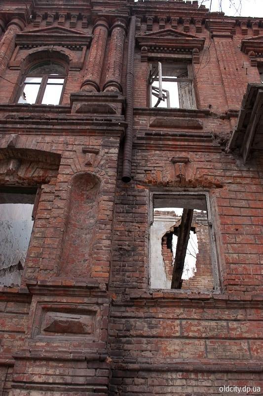 В Днепропетровске разрушился уникальный исторический квартал (ФОТО, ВИДЕО) (фото) - фото 1