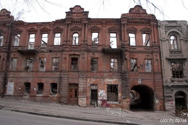В Днепропетровске разрушился уникальный исторический квартал (ФОТО, ВИДЕО) (фото) - фото 5