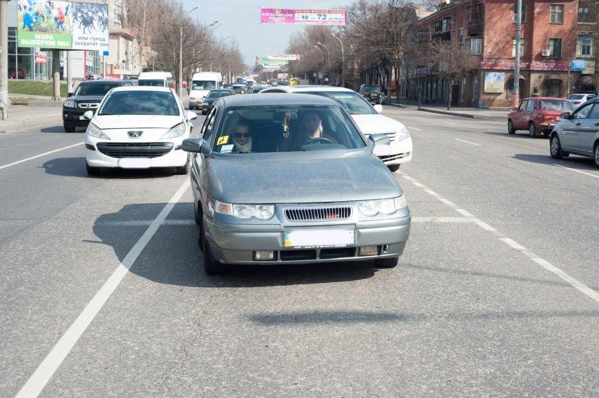 "В Кривом Роге ""Toyota Avalon"" догнала три стоявших на светофоре автомобиля (ФОТО), фото-8"