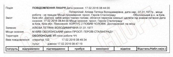 Бывший игрок «Днепра» Алиев напился и избил свою жену Татьяну (фото) - фото 5