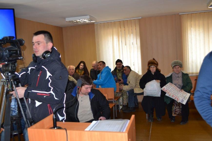 В деле экс-транспортного прокурора Кривого Рога  против активистов Долгинцевский суд удалился на перерыв до 31 марта (ФОТО), фото-8