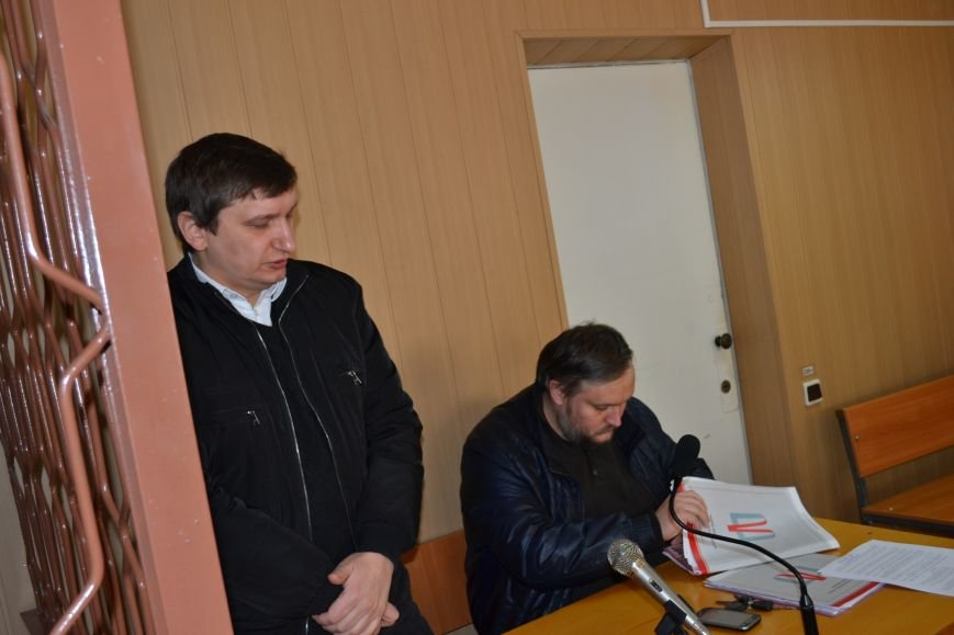 В деле экс-транспортного прокурора Кривого Рога  против активистов Долгинцевский суд удалился на перерыв до 31 марта (ФОТО), фото-3