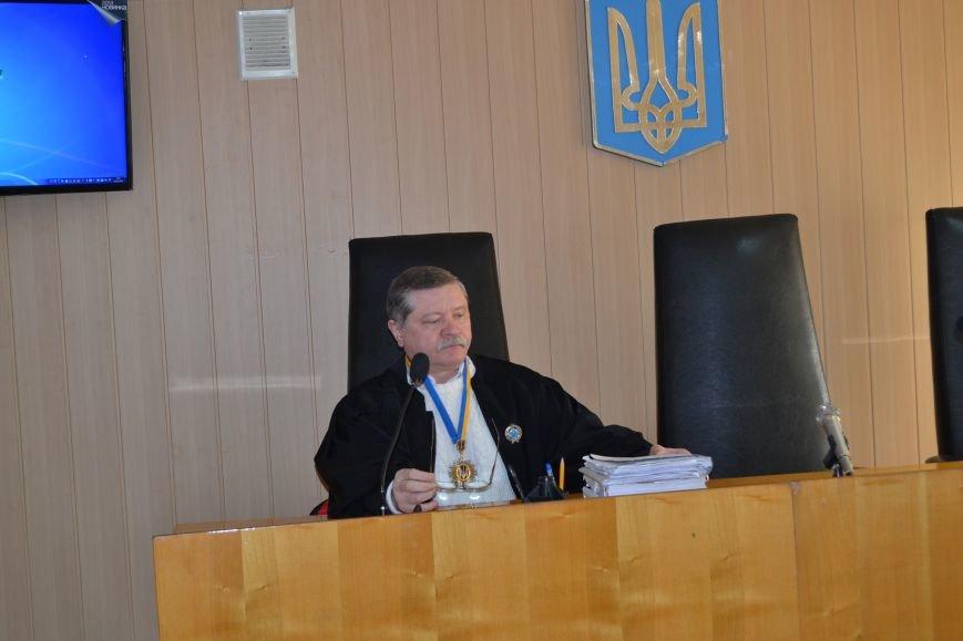 В деле экс-транспортного прокурора Кривого Рога  против активистов Долгинцевский суд удалился на перерыв до 31 марта (ФОТО), фото-1